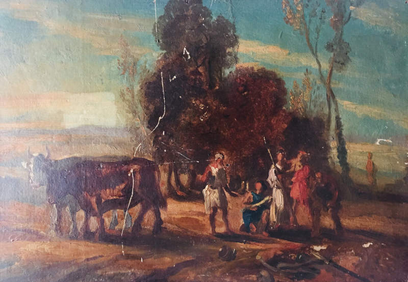 ET IN ARCADIA EGO – Les bergers d' Arcadie