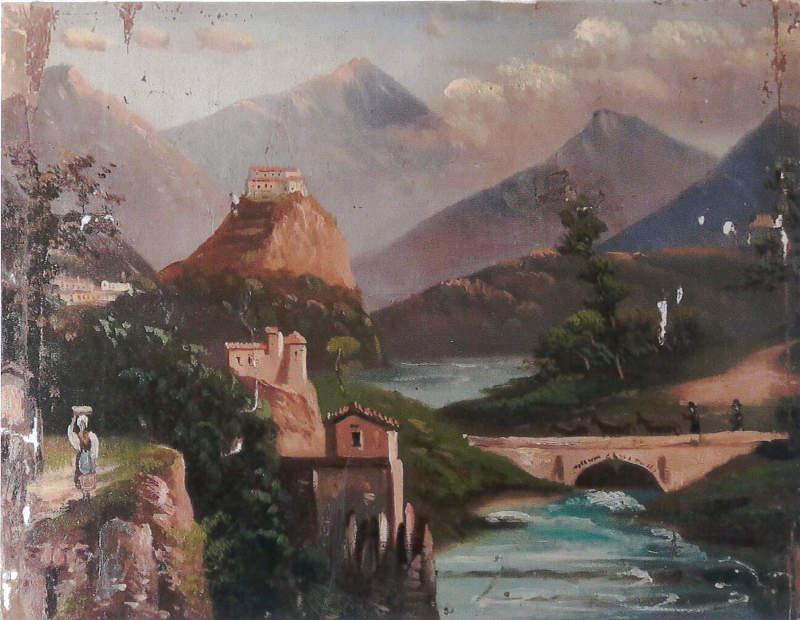 Défilé de montagne