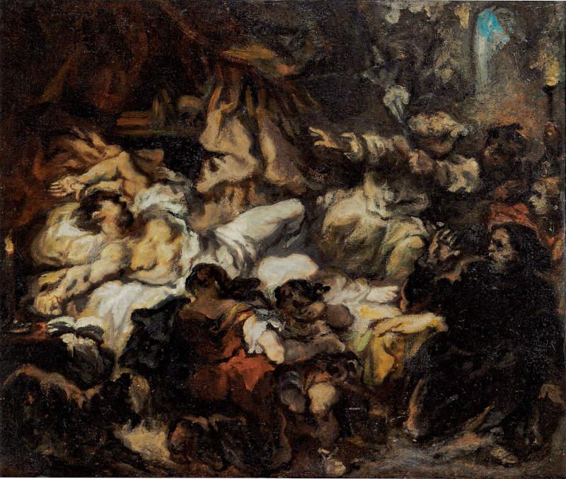 La fin de Sidoine