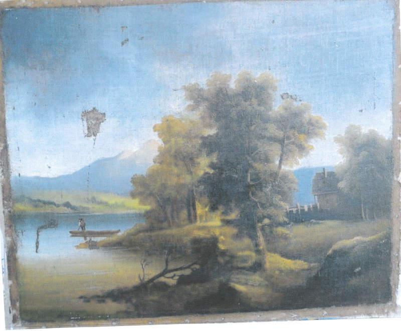 Le barrage de Zola