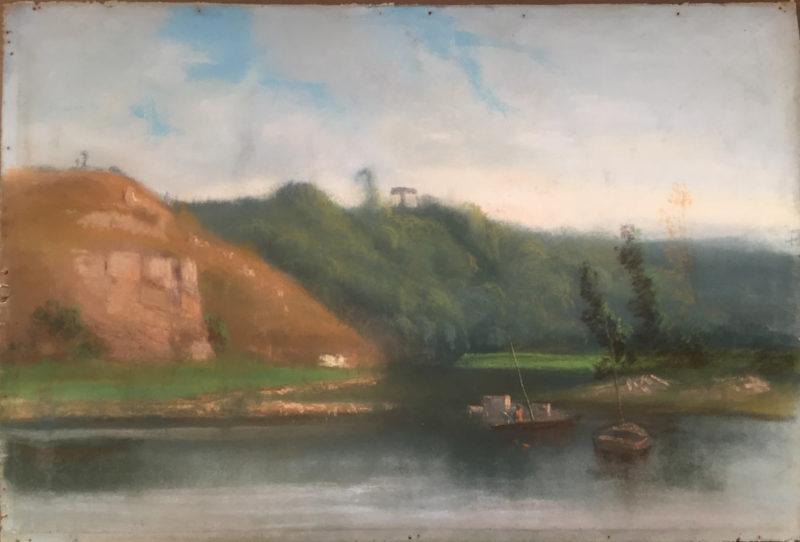 Paysage à Marcoussis