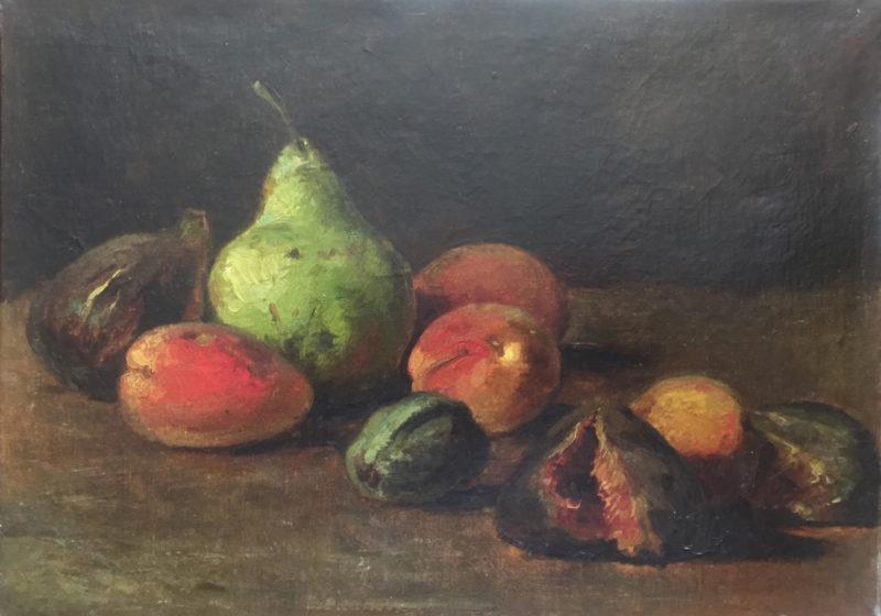 Poire, abricots, figues