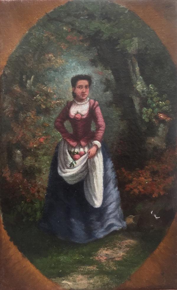 Portrait présumé de Marie Cézanne